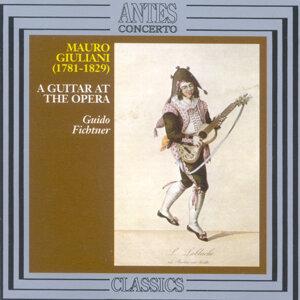 Mauro Giuliani: A Guitar at the Oprea