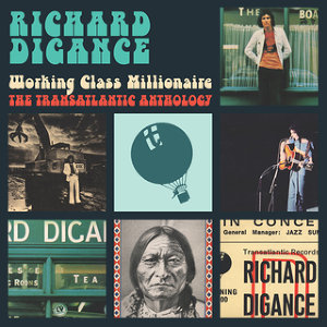 Working Class Millionaire - The Transatlantic Anthology