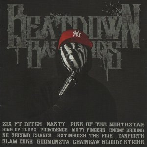 Beatdown Basterds - Mastered by Nicolas Declève