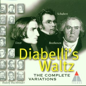 Diabelli's Waltz - The Complete Variations