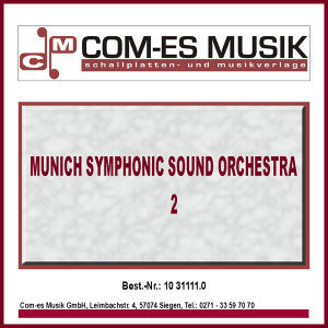Munich Symphonic Sound Orchestra - Vol. 2