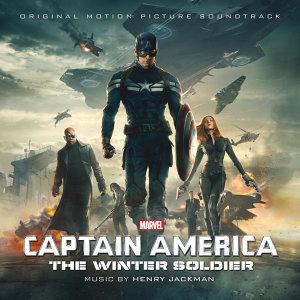 Captain America: The Winter Soldier 美國隊長2原聲帶