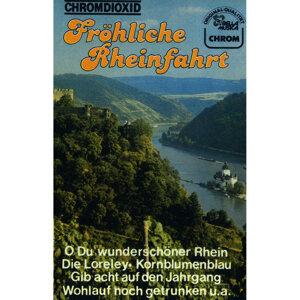 Fröhliche Rheinfahrt