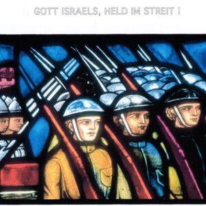 Gott Israels, Held im Streit