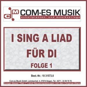 I sing a Liad für di - Folge 1