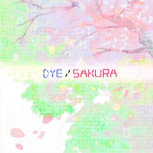 DYE/SAKURA 專輯封面