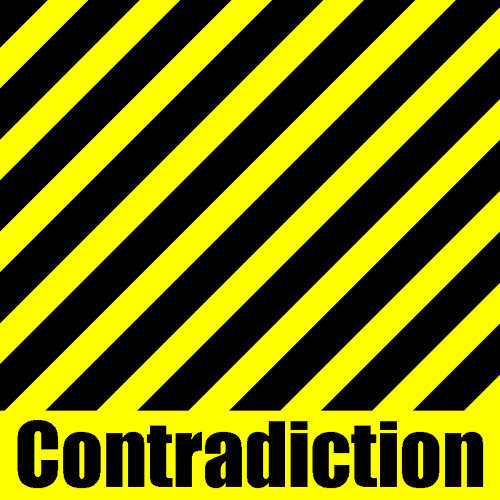 Contradiction 專輯封面