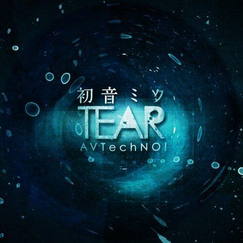 初音ミク TEAR 專輯封面