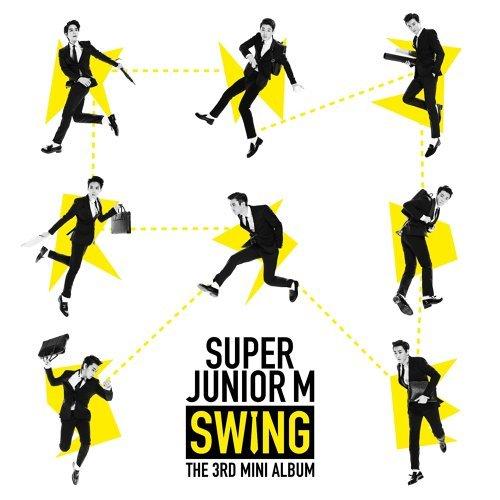 第三張迷你專輯「SWING」