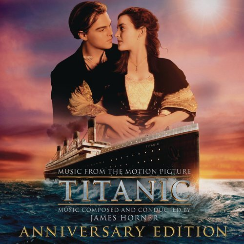 Titanic: Anniversary Edition- O.S.T. (鐵達尼號 3D:2CD紀念典藏版)