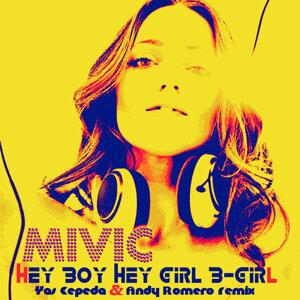Hey Boy Hey Girl B-Girl