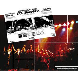 Fermin Muguruza Kontrabanda Komunikazioa Tour