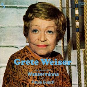 Grete Weiser liest