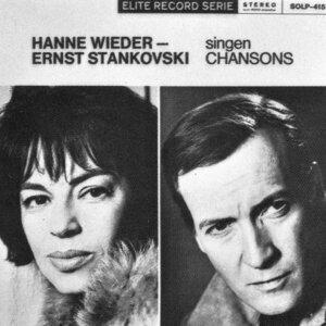 Hanne Wieder & Ernst Stankovski singen Chansons