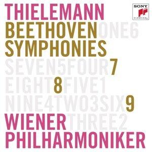 Beethoven: Symphonies7、8、9(貝多芬:交響曲第七、八、九號)