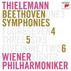 Beethoven: Symphonies4、5、6(貝多芬:交響曲第四、五、六號)