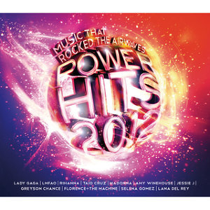 Power Hits 2012 - CD