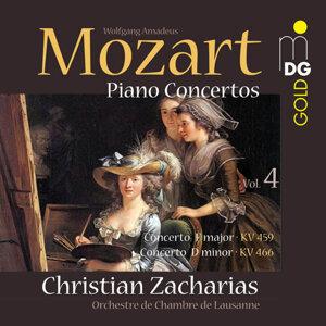 Mozart: Piano Concertos Vol. 4