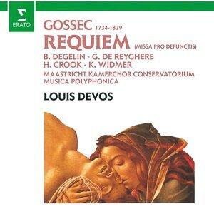 Gossec : Requiem [Missa pro defunctis]