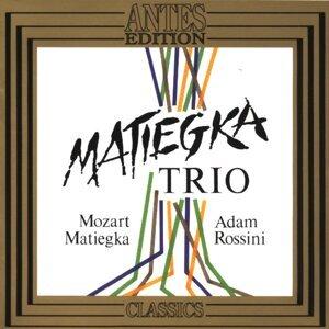 Mozart, Matiegka, Adam, Rossini