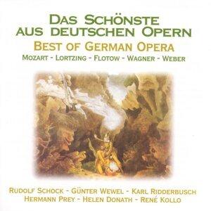 Das schönste aus deutschen Opern