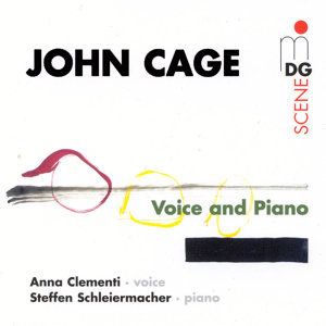Cage: Works for Voice and Piano