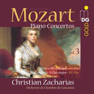 Mozart: Piano Concertos Vol. 3