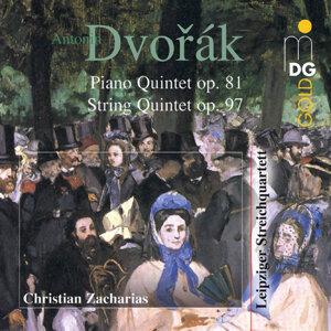 Dvořák: Piano Quintet, Op. 81 & String Quintet, Op. 97