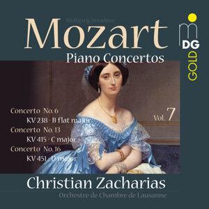 Mozart: Piano Concertos Vol. 7