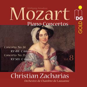 Mozart: Piano Concertos Vol. 8