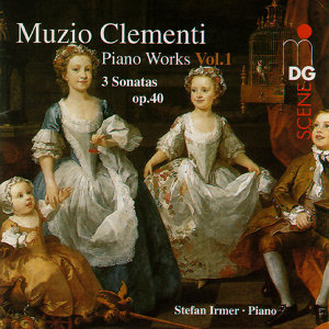 Clementi: 3 Sonatas, Op. 40