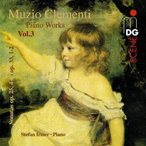 Clementi: Sonatas, Op. 25 & 33