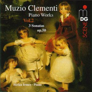 Clementi: Sonatas, Op. 50