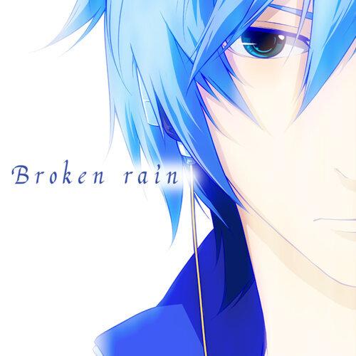 Broken rain 專輯封面