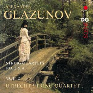 Glazunov: String Quartets Vol. 2