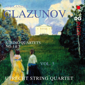 Glazunov: String Quartets Vol. 5