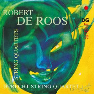 Roos: String Quartets Nr. II, III, V, VII