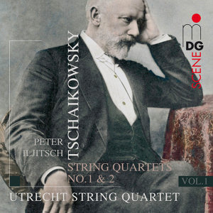 Tchaikovsky: String Quartets Vol. 1