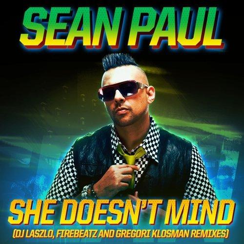 She Doesn't Mind (DJ Laszlo Radio Edit) (DJ Laszlo Radio Edit) - DJ Laszlo Radio Edit