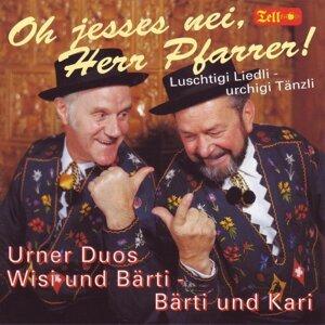 Oh jesses nei, Herr Pfarrer!