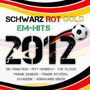 Schwarz Rot Gold - EM Hits 2012