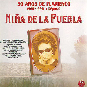 50 Años de Flamenco Vol.6