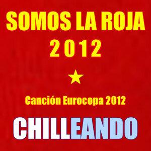 Somos la Roja 2012 [Canción Eurocopa 2012]