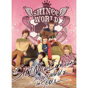 SHINee THE 2nd CONCERT ALBUM 〈SHINee WORLD Ⅱ in Seoul〉