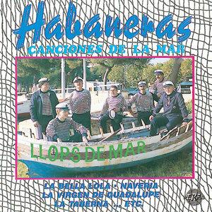 Habaneras, Canciones de la Mar