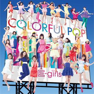 COLORFUL POP 彩色拍譜