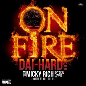 ON FIRE feat. MICKY RICH