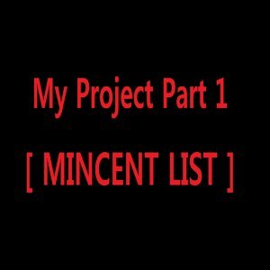 [ Mincent List ] / Re - Architected