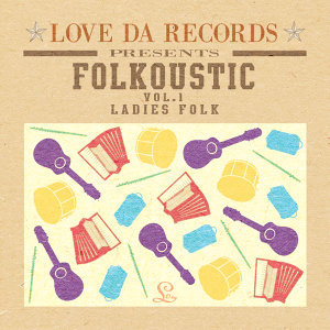 Folkoustic Vol.1 Ladies Folk