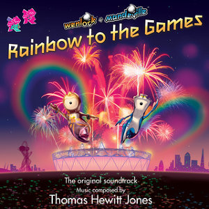 Rainbow To The Games: Music From The London 2012 Olympics Mascots Animated Films
